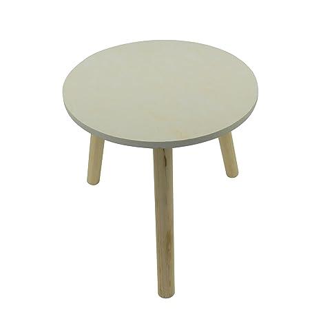 CVHOMEDECO. Table Basse Ronde de modèle élégant de marbre ...