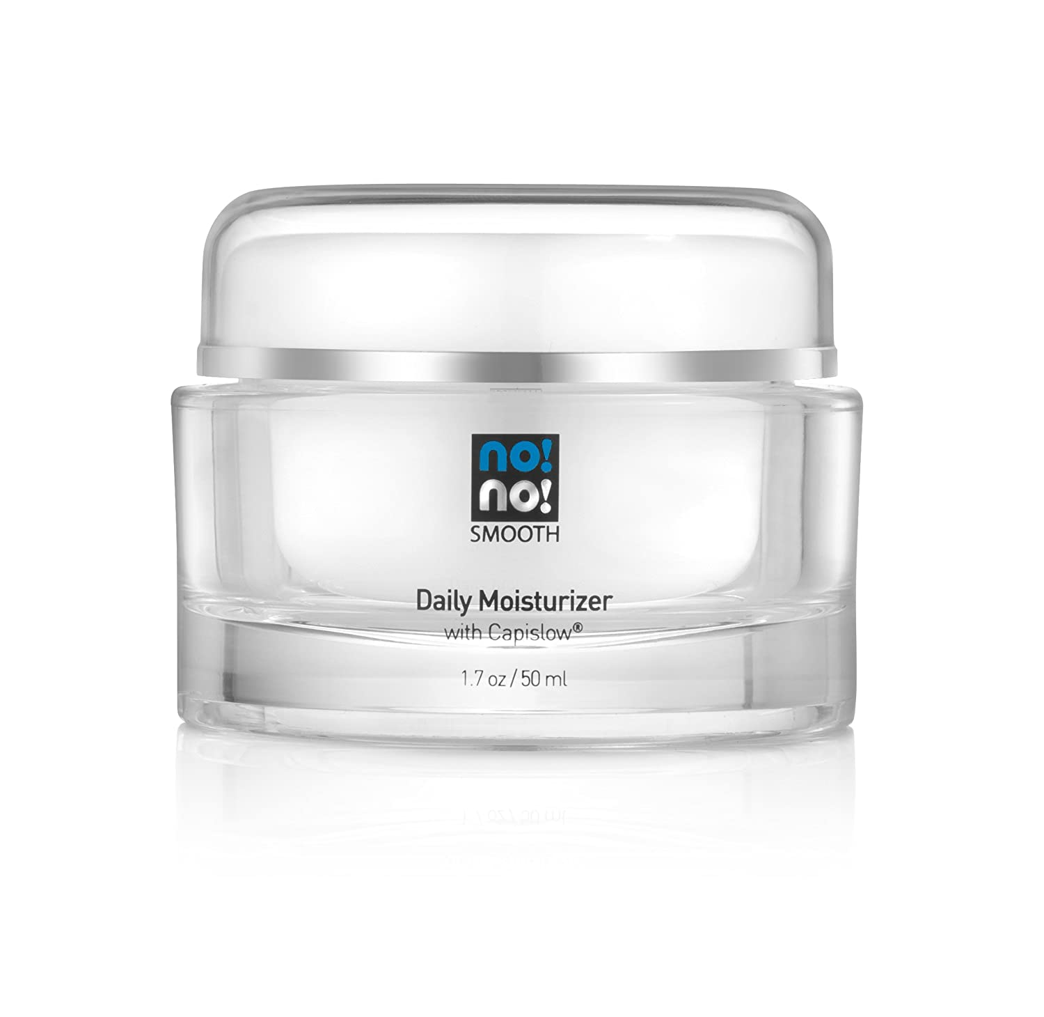 Amazon.com : Radiancy no!no! Smooth Daily Moisturizer, 1.7 Fluid Ounce :  Facial Moisturizers : Beauty