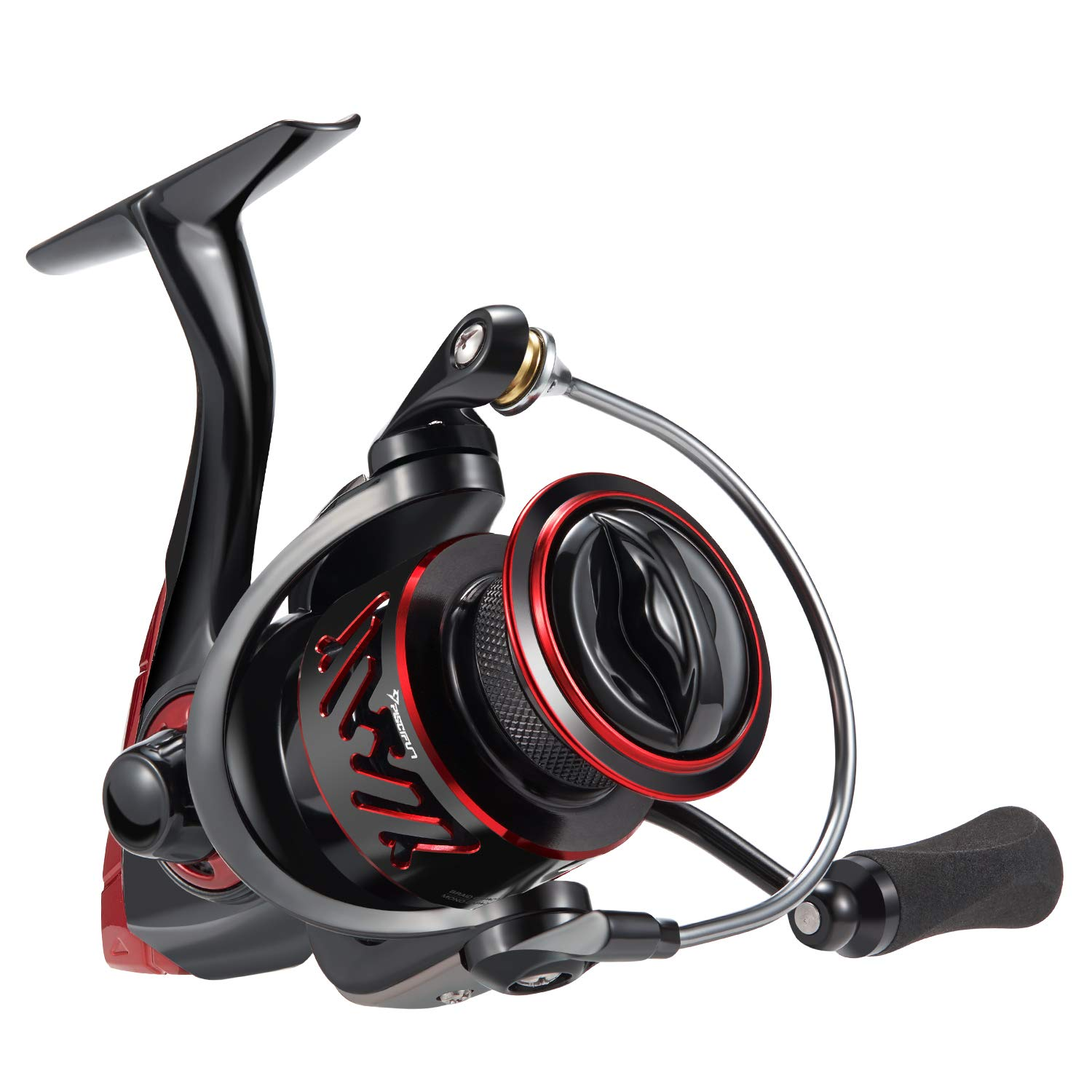 Piscifun Honor XT Fishing Reel – New Spinning Reel – 5.2 1, 6.2 1 High Speed Gear Ratio – 10 1 Stainless Steel Bearings – Freshwater and Saltwater Spinning Fishing Reels