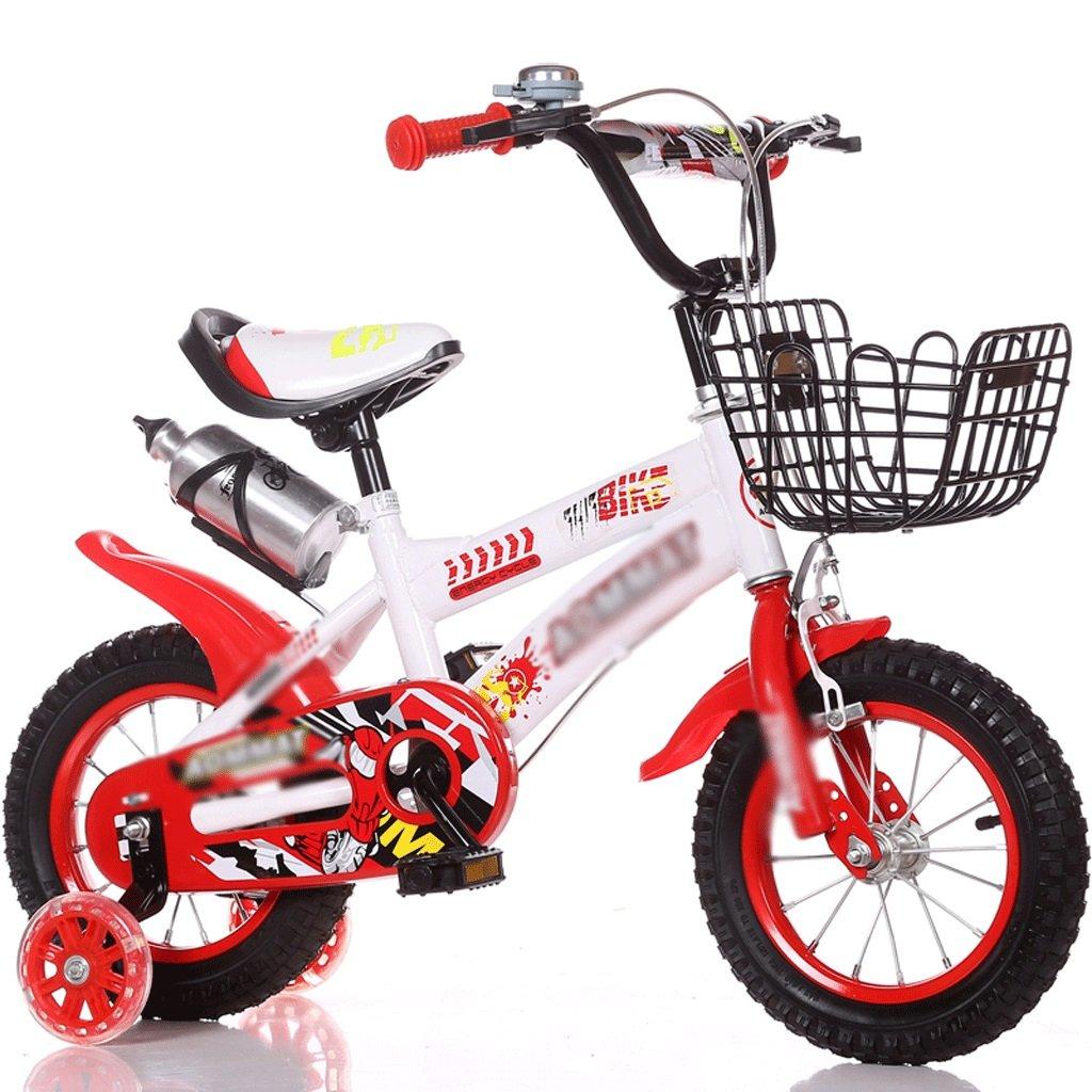 自転車 子供用自転車3-6-9歳の男の子と女の子12インチ14インチ16インチ18インチ (サイズ さいず : 12 inch) B07DZRCQVW 12 inch 12 inch