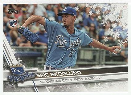Amazoncom Eric Skoglund Baseball Card 2017 Topps Walmart