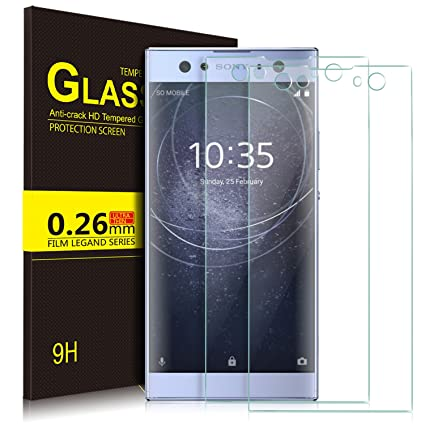Amazon.com: Sony Xperia XA2 Ultra Screen Protector, KuGi 9H ...