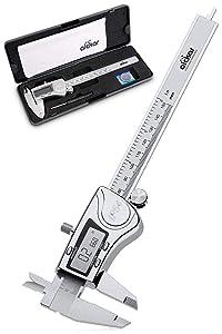 Aickar Stainless Steel Electronic Digital Caliper Review