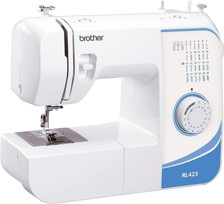 BROTHER Máquina de coser mecánica RL-425