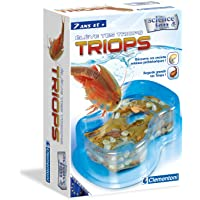 Clementoni 622542 Triops Toy-French