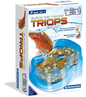 Clementoni Triops Science Educational Games And 622542