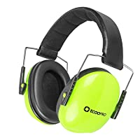 Ecoopro Kids Safety 24dB Noise Canceling Ear Muffs