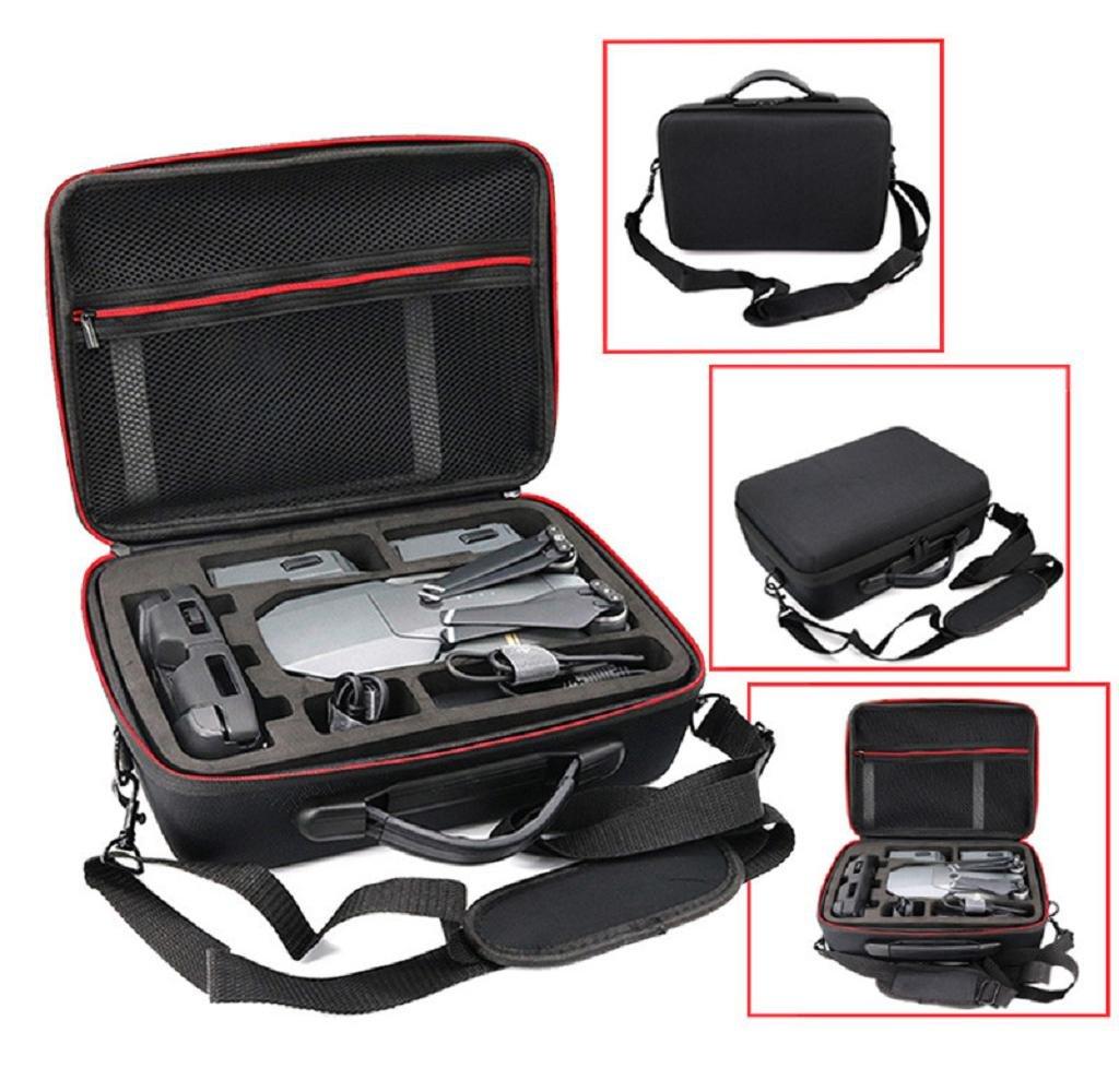 Mmtop pour DJI Mavic Pro Drone, nouveau Sac à bandoulière étui protecteur EVA Interne étanche Sensail AD-092