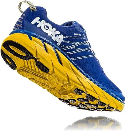 Hoka CLIFTON 6, Zapatillas de Running por Hombre, Azul ...