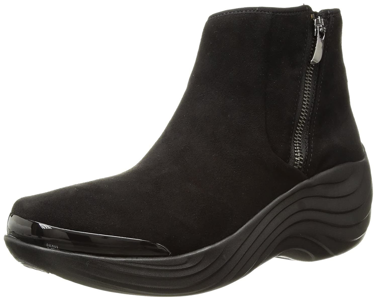 BZees Women's Zora Ankle Boot B076D81HYG 11 M US|Black 1