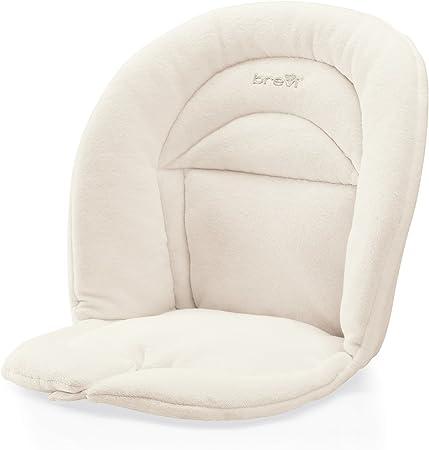 Brevi Le réducteur d'assise pour la Chaise Haute Slex Evo accessoires Chaise Haute, blanc