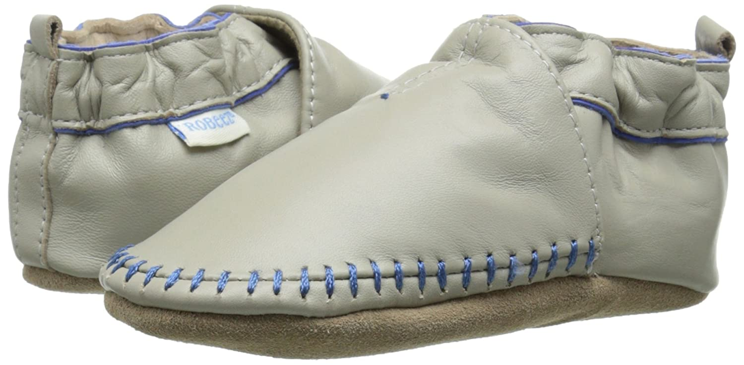 Classic Moccasin Infant K Robeez Classic Moccasin Crib Shoe