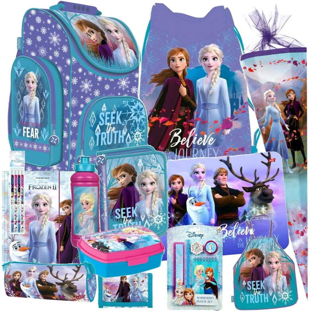 Schreibset 5-teilig Motiv Disney Frozen Die Eiskönigin 2
