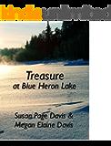 Treasure at Blue Heron Lake (Mainely Mysteries Book 2)