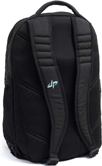6290118679d2 Dude Perfect Backpack III - Black + Green - Amazon Mỹ | Fado.vn