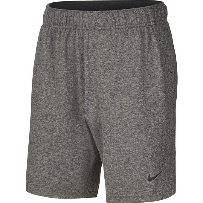 Nike Herren M Nk Dry Short Hprdry Lt Hose, Schwarz HtrBlack