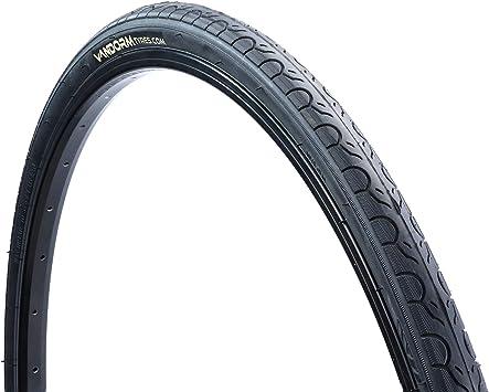 Vandorm Lightning - Neumático para bicicleta híbrida, 700 x 38 c