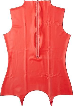 Late X Lx - Camisa con tirantes, talla XL, color rojo: Amazon.es: Salud y cuidado personal
