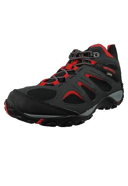cd5eb460c16 Merrell Mens-Shoes - Yokota 2 Sport MID GTX - Black high Risk ...