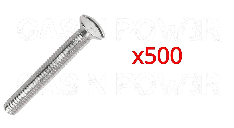 Haute qualit/é M3,5/x 50/mm de long /électrique machine Vis pour interrupteur prise