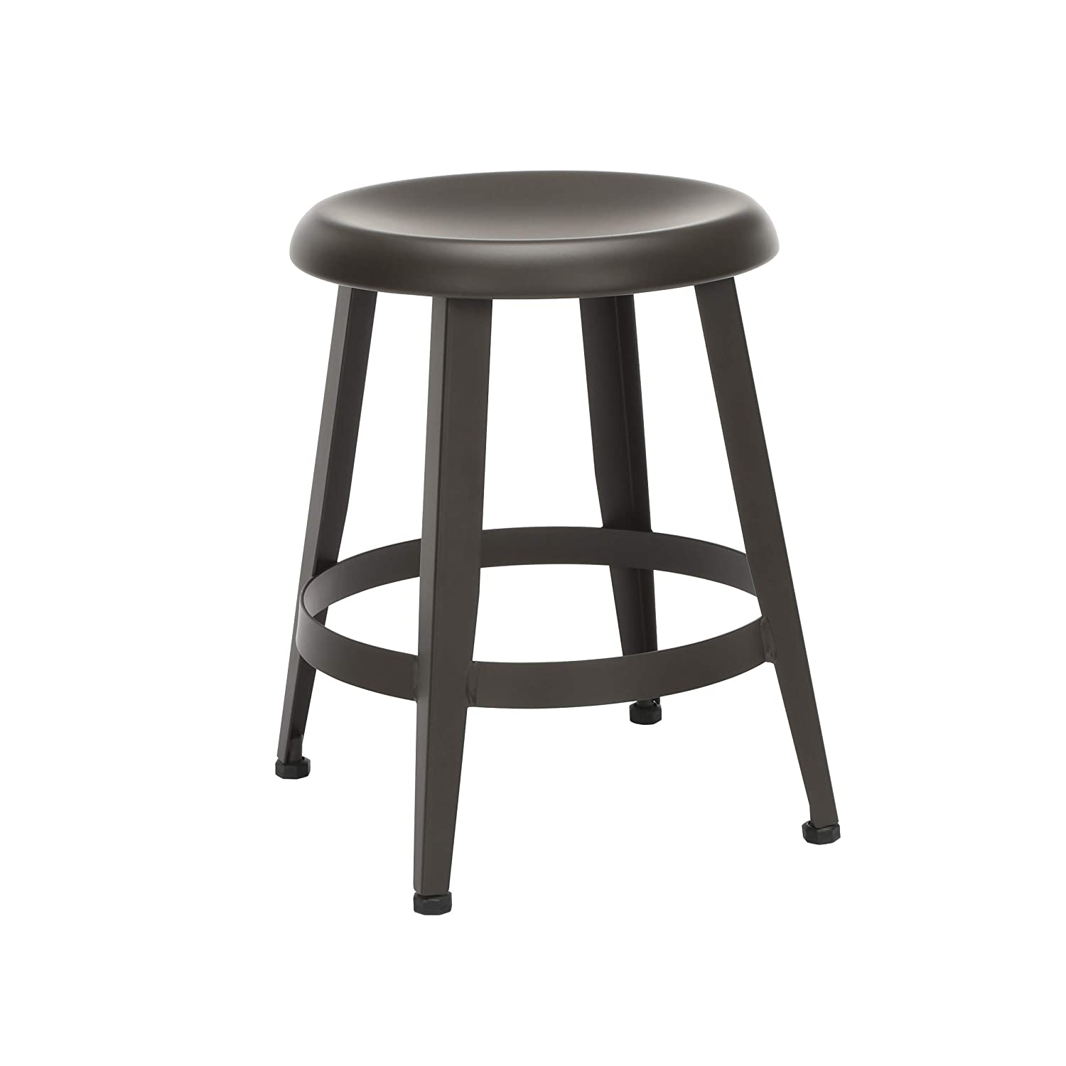 Strange Details About 18 Table Height Industrial Style Metal Stool In Antique Brown Finish Onthecornerstone Fun Painted Chair Ideas Images Onthecornerstoneorg