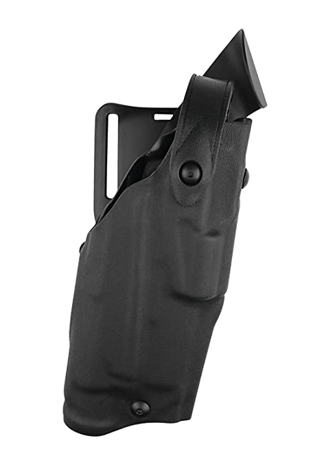STX Safariland 6360 Level 3 Retention ALS Duty Holster for 2-Inch Duty Belt Sig P226 Black Mid-Ride