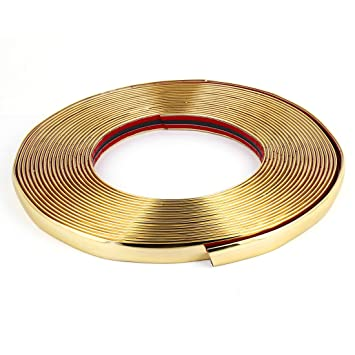 Decorative Brass Trim Strips Decoration For Home