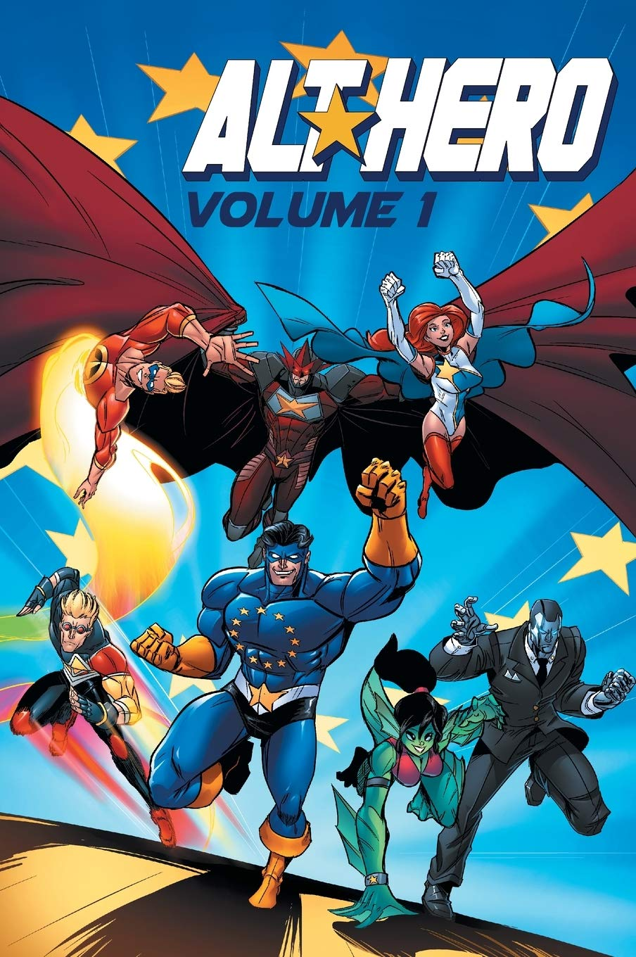 Major Characters hand book HEROES #3 TV ANIMATION