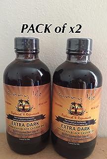 SUNNY Man Extra oscuro Jamaica negro Castor Oil 4oz