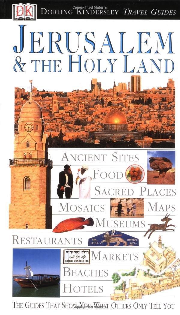 Download Jerusalem & the Holy Land (Dorling Kindersley Travel Guides) ebook
