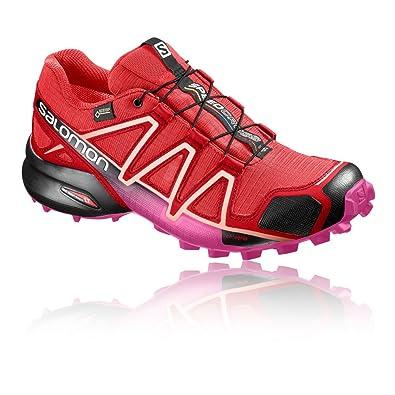 Rot Speedcross W Gtx Red Damen Traillaufschuhe 4 poppy Salomon YzRfSqw