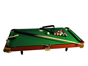 Large Tabletop Pool Table