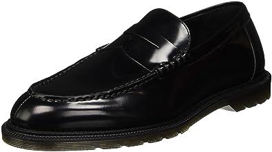 10b5181dc78 Dr. Martens Men s Penton Penny Loafer Black 6 UK 7 M US