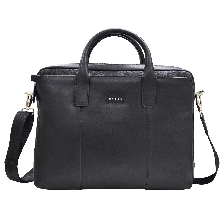 Cross Cordoba AC111052-1 Slim Briefcase, Black, One Size