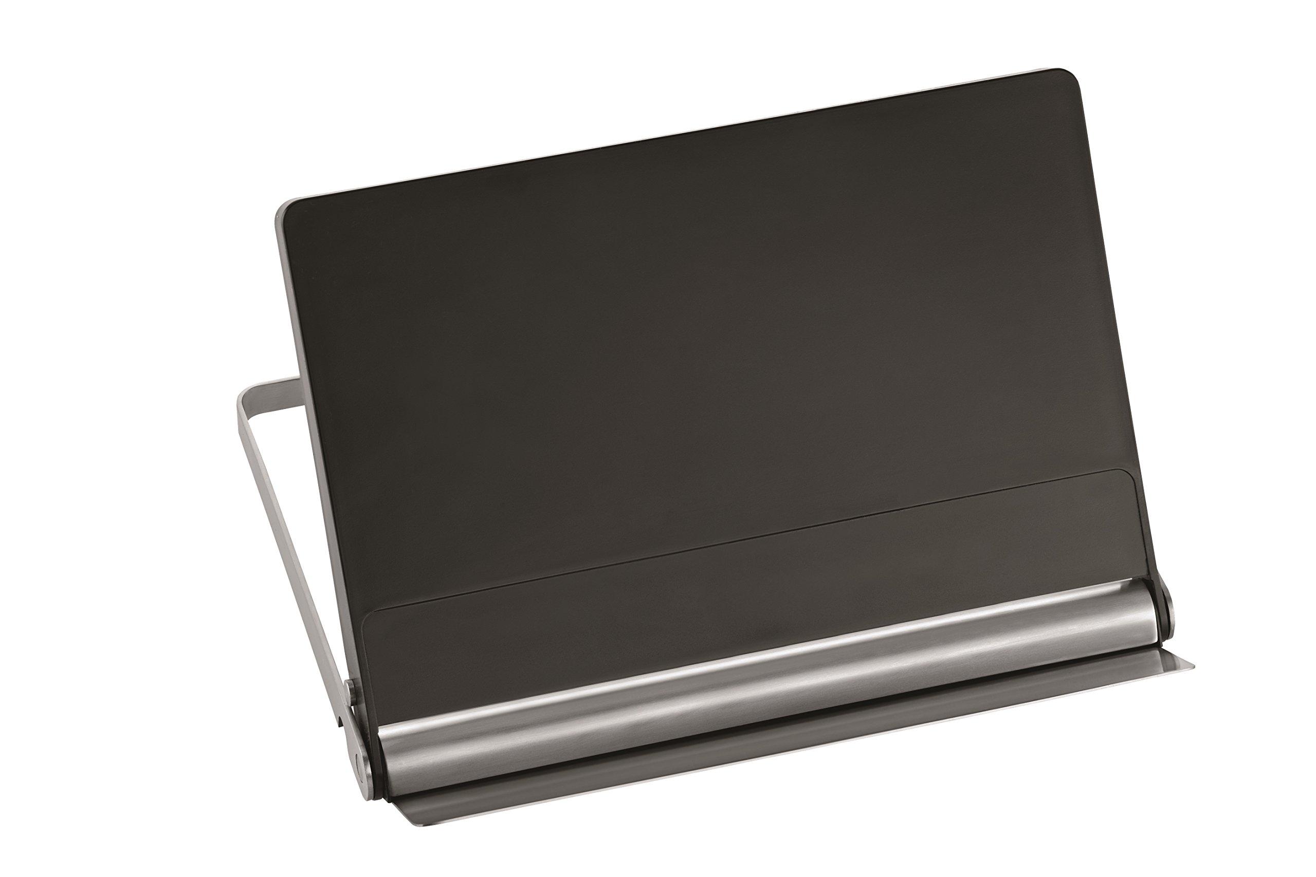 Rosle 19091 Cookbook Holder, Silver