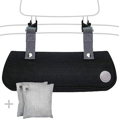 PURORRA Car Odor Neutralizer - Natural Car Odor Eliminator- 3 Piece Smoke Smell Car Air Freshener: Automotive