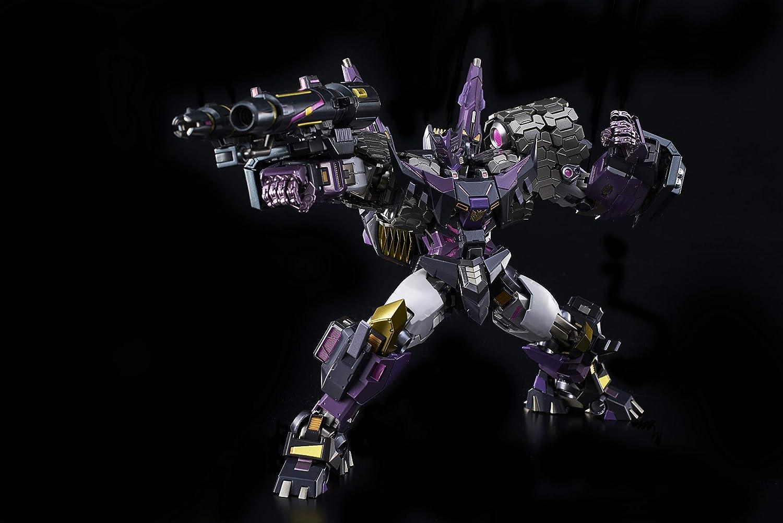 Transformers #02 Tarn Kuro Kara Kuri Flame Toys Action Figure
