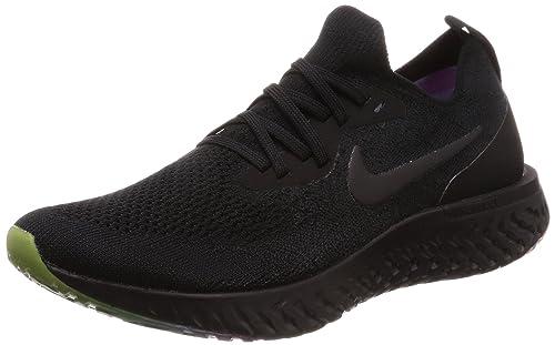 100% authentic 44d61 83499 NIKE Epic React Flyknit BETRUE - AR3772-001  Amazon.es  Zapatos y  complementos