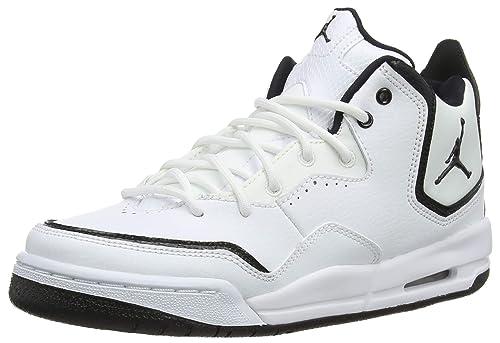 huge selection of 5cce0 877e1 Nike Jordan Courtside 23 (GS), Scarpe da Basket Bambino, Bianco (White