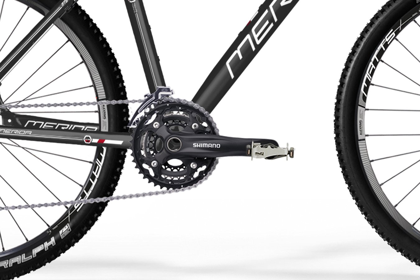 Merida - Bicicleta de montaña enduro (20