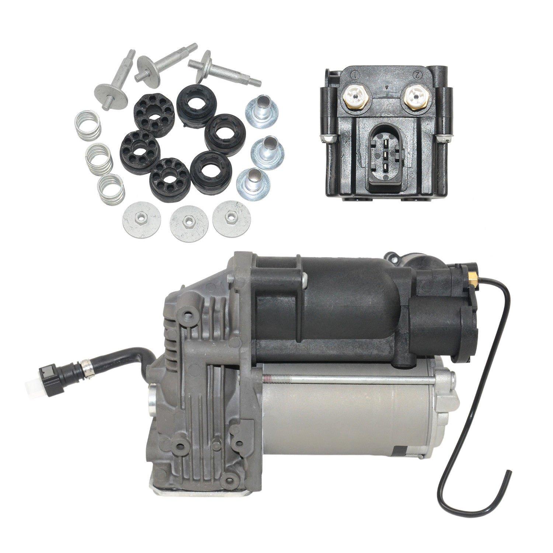 Air suspension compresseur pompe avec 2 coin 37206859714