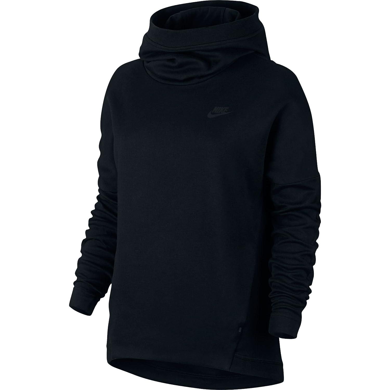 a75bf70c6881c Nike Sportswear NSW Tech Fleece Pullover Hoodie Black 844389-010