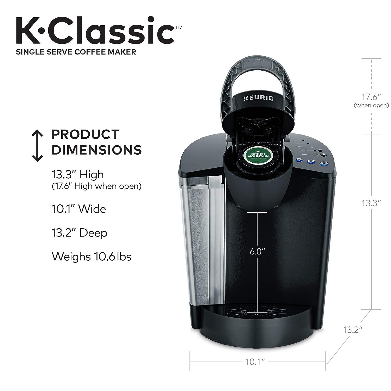 Amazon.com: Keurig K-Mini cafetera eléctrica de una sola ...