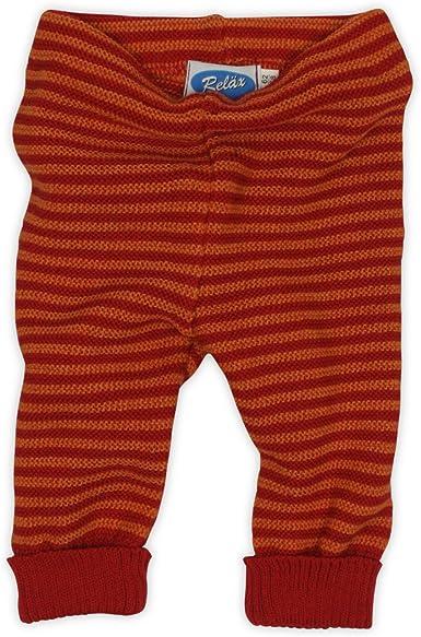 REIFF Baby Legging Strick Hose Wollhose Merino Schurwolle Ringel kbT Bio /Öko NEU