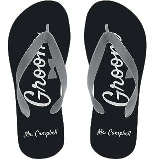 037ece683 Amazon.com  Cathy s Concepts Bride Flip Flops