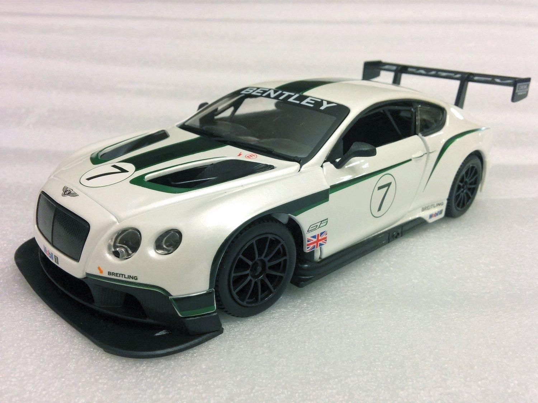 Bburago 1 24 W B Race Bentley Gt3 #7