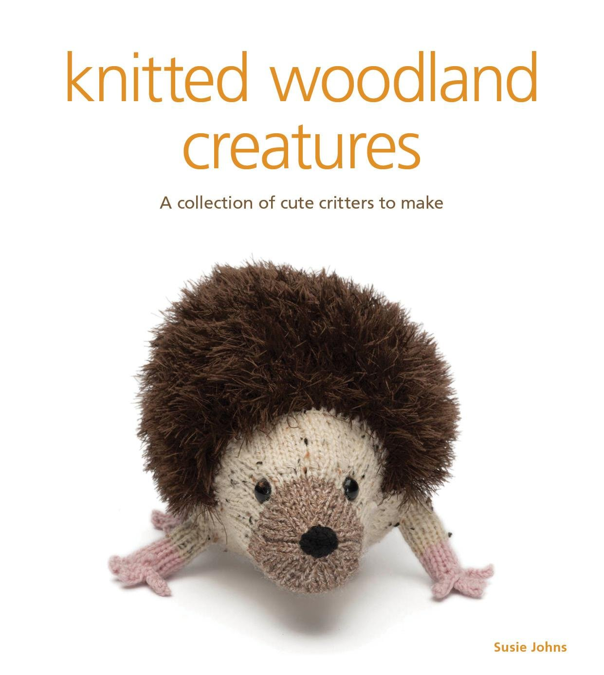 Knitted Woodland Creatures Collection Critters