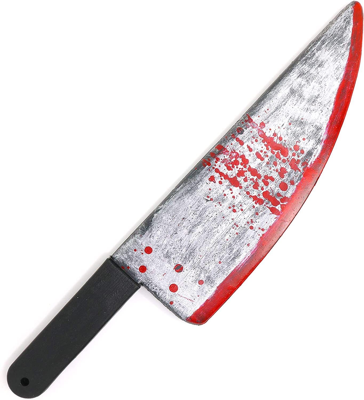 Amazon.com: Skeleteen Bloody Cuchillo Grande - 19