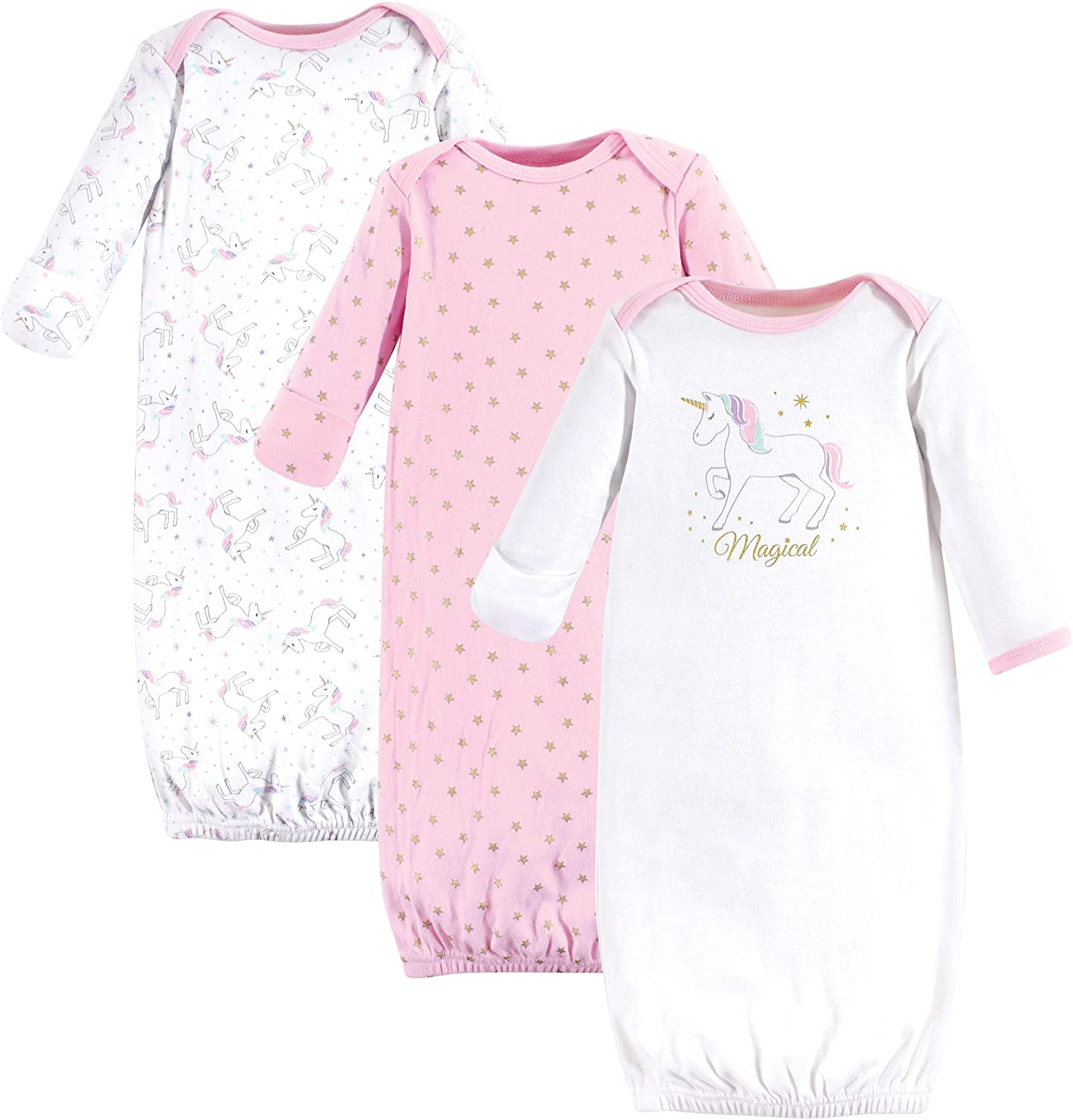 Hudson baby Cotton Gowns Nightgown