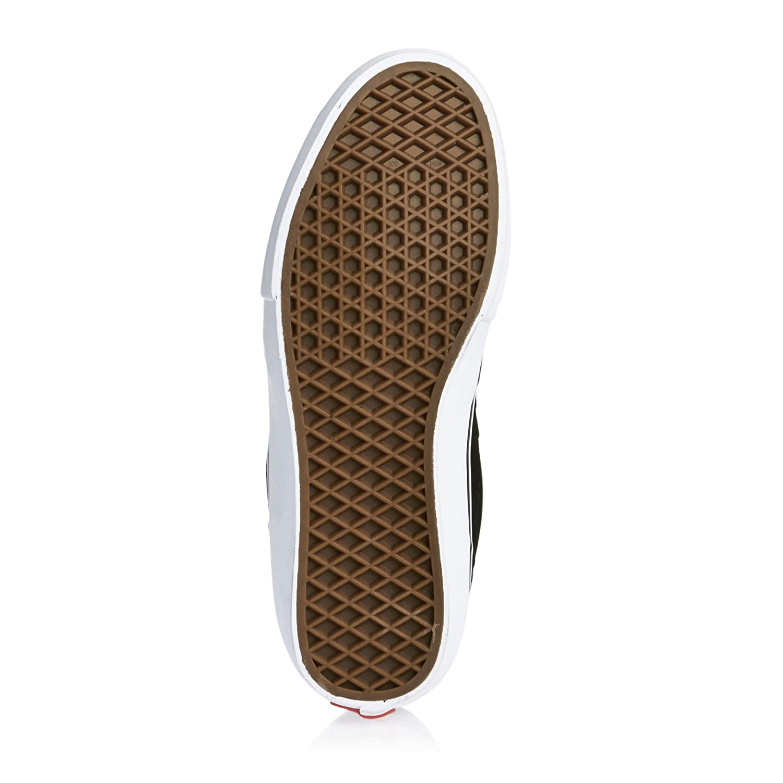 Vans Half B01MQTXB5A Cab Pro Skate Shoes B01MQTXB5A Half 11.5 D(M) US|Black/Black/White ff63f1